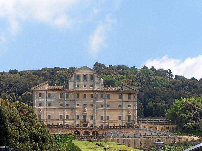 Villa Aldobrandini - esempio di Villa Tuscolana