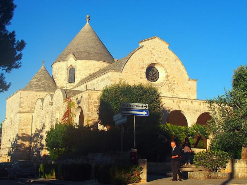 Chiesetta Madonna del Carmelo (Trullo del Segnore)