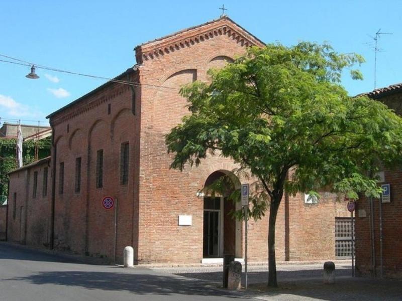 Ferrara, Musei Civici di Arte Antica - Lapidario Civico
