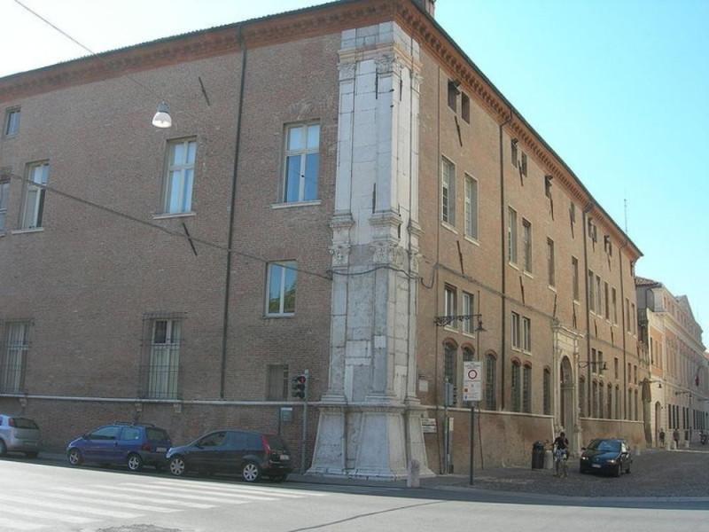 "Ferrara, Museo di Paleontologia e Preistoria ""Piero Leonardi"""