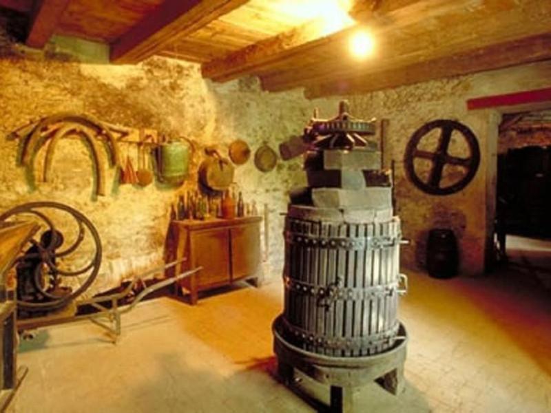 Brisighella, Museo del Lavoro Contadino nelle Vallate del Lamone, Marzeno e Senio