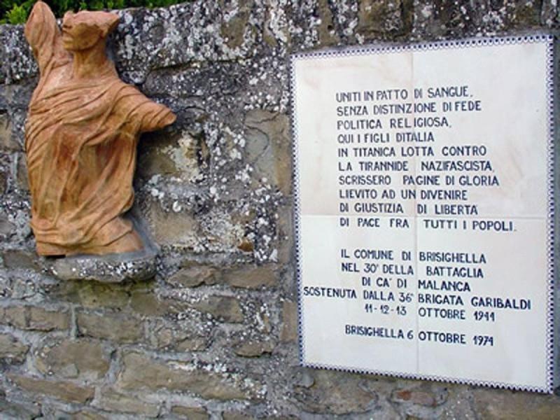 """Brisighella, Museo della Resistenza """"Ca' Malanca"""""""