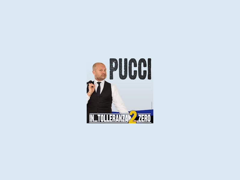 Andrea Pucci In... Tolleranza 2.0