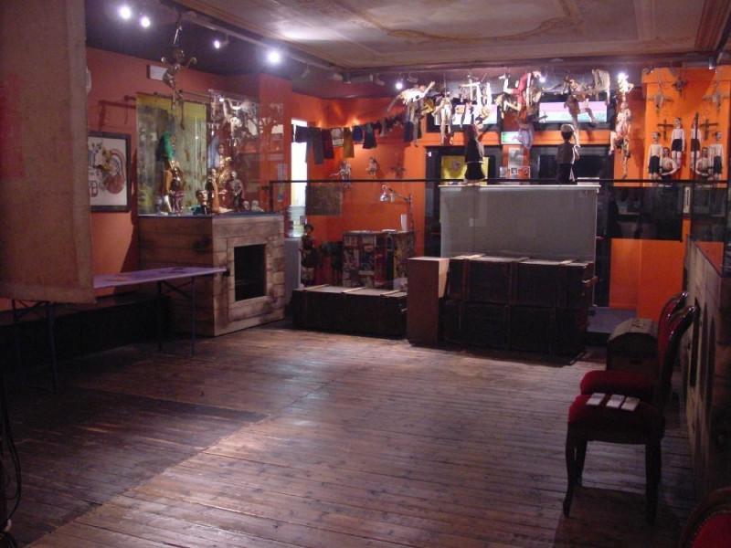 Ravenna, La Casa delle Marionette