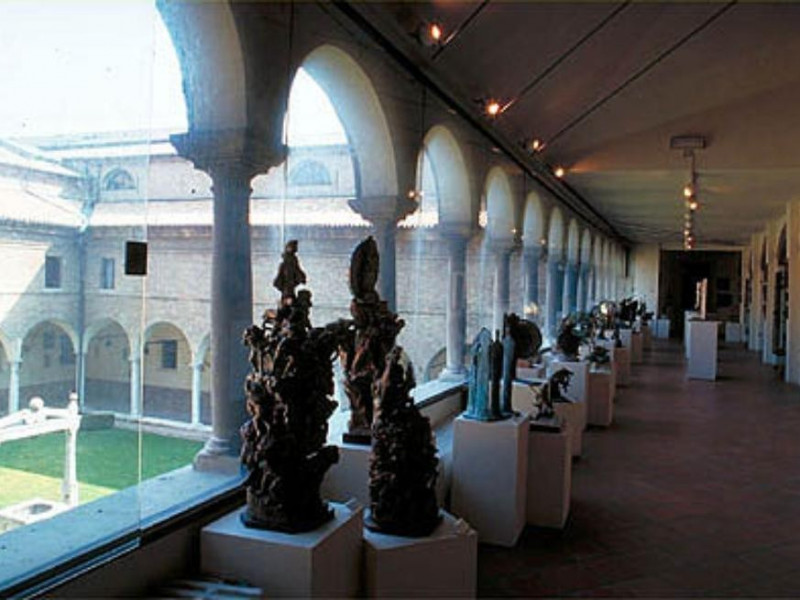 Ravenna, Museo Dantesco