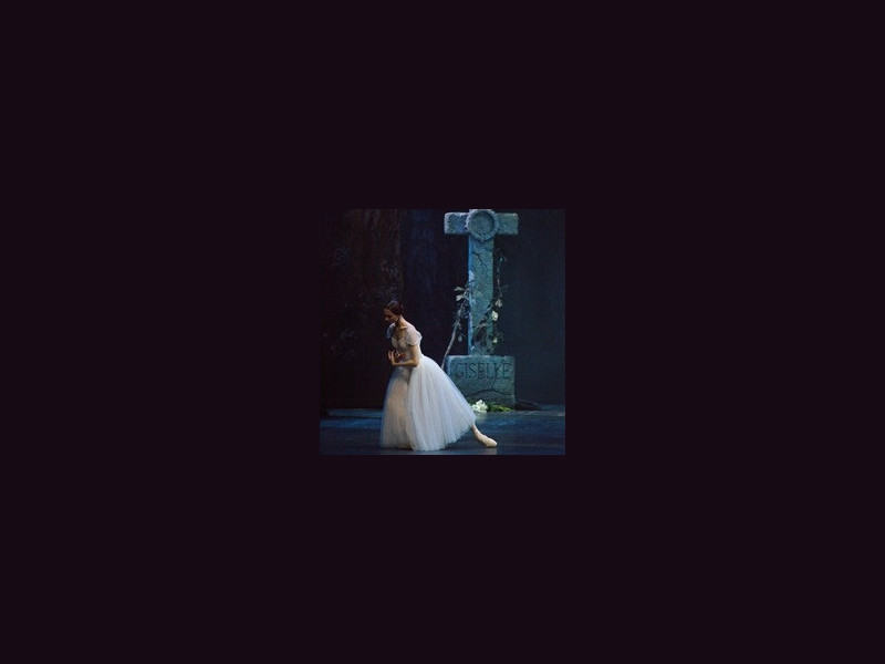 Balletto Giselle Turno H