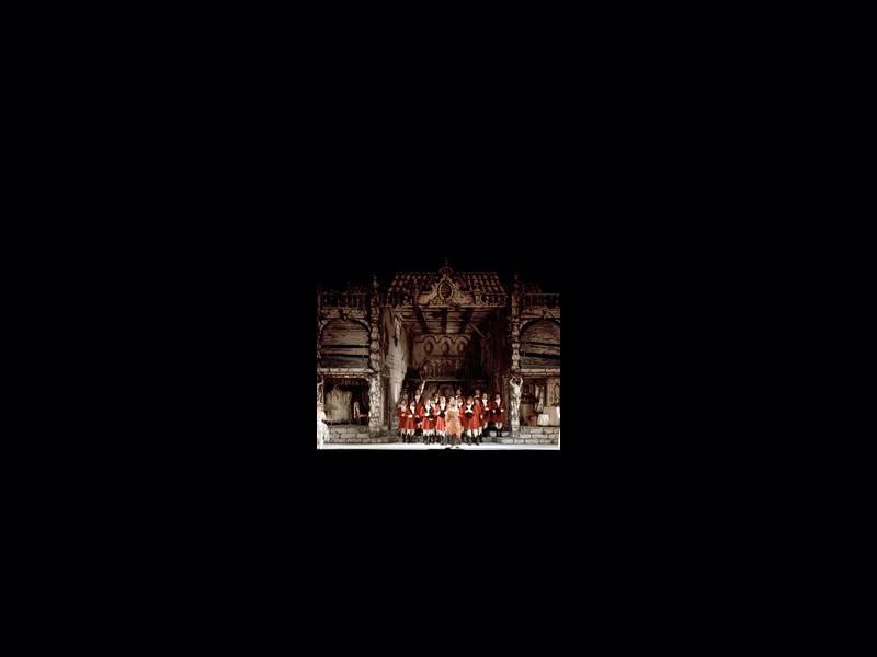 Opera La Cenerentola Turno A