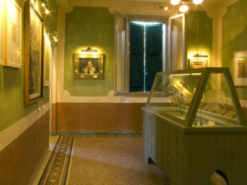 Casa museo Renato Serra