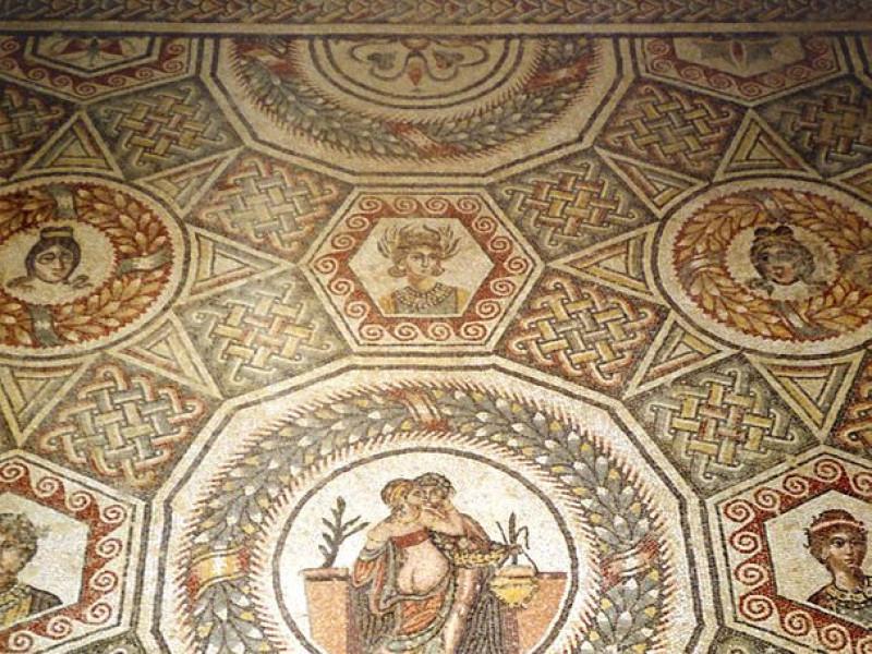 Mosaico a pevimento
