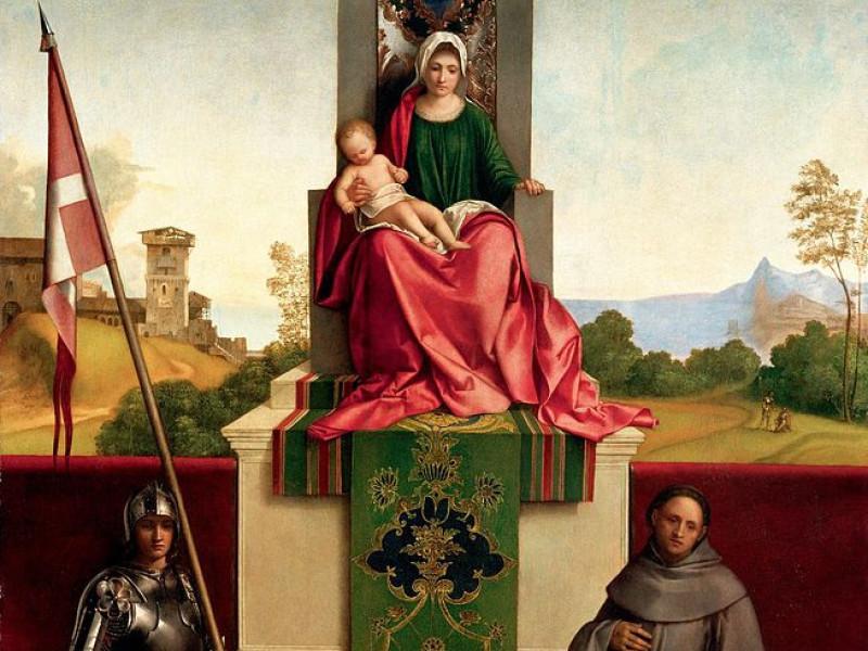 Pala di Giorgione