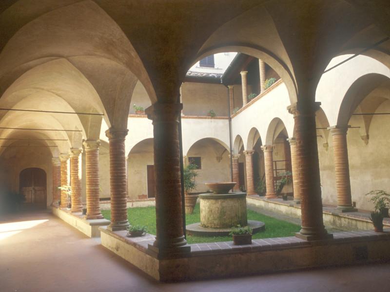 Ex Convento degli Agostiniani - Museo di Arte Sacra
