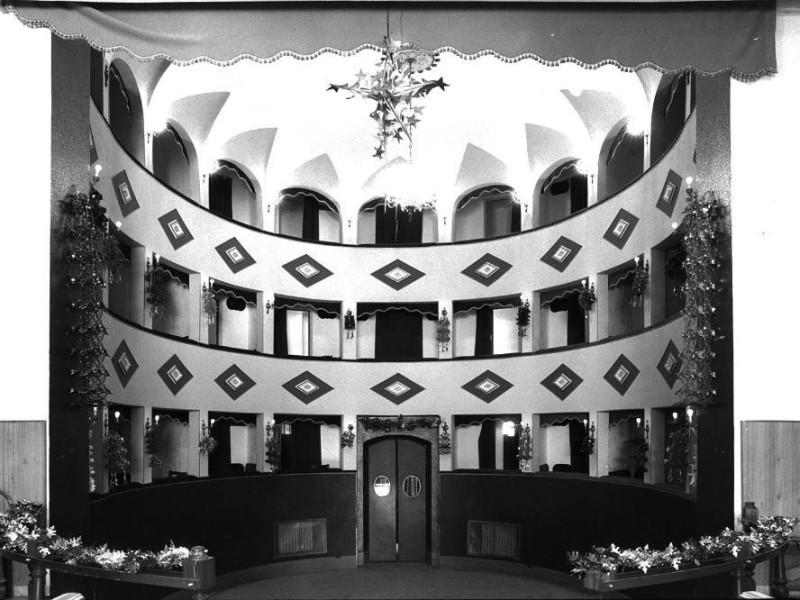 Civitella di Romagna, Teatro Golfarelli