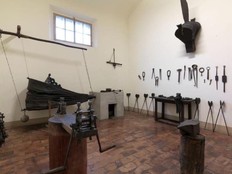 """Forli', Museo Etnografico Romagnolo """"Benedetto Pergoli"""""""