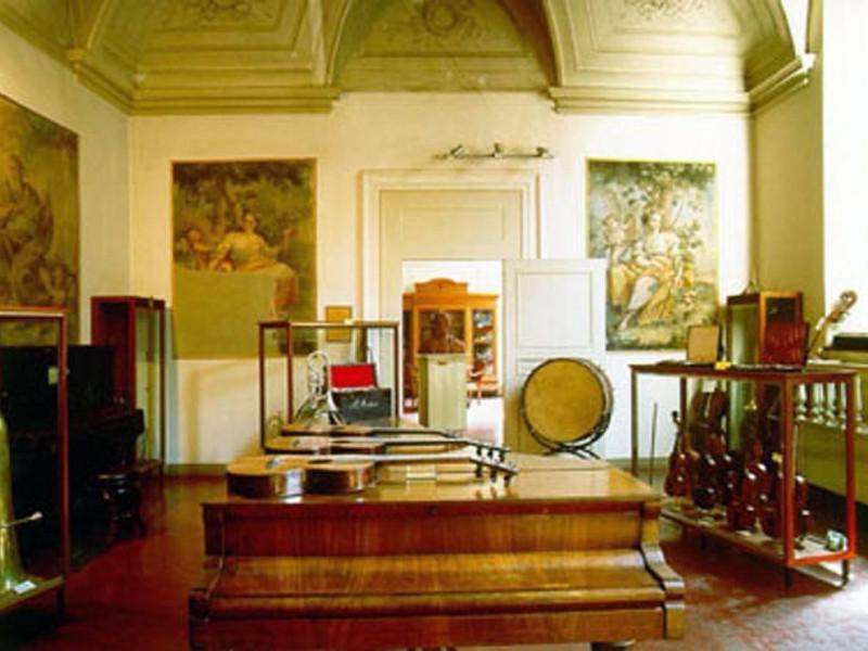 Forli', Museo Romagnolo del Teatro