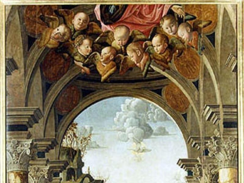 """Forli', Pinacoteca Civica """"Melozzo degli Ambrogi"""""""