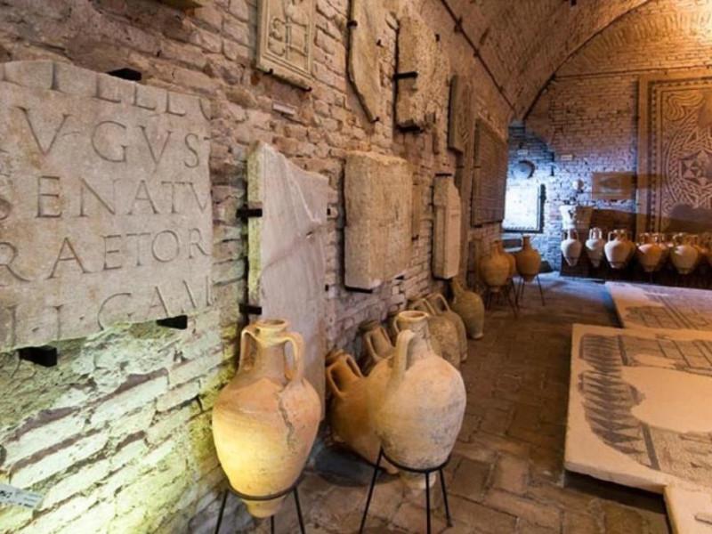 """Forlimpopoli, Museo Archeologico """"Tobia Aldini"""""""