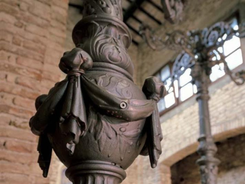 Longiano, Museo Italiano della Ghisa