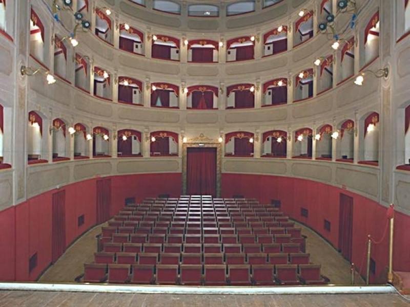 Meldola, Teatro Gian Andrea Dragoni