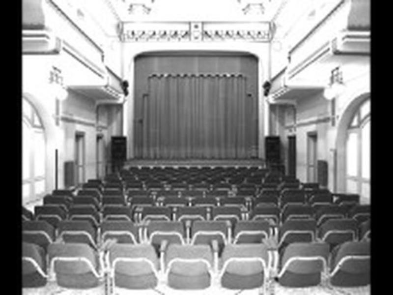 Mercato Saraceno, Teatro di Palazzo Dolcini