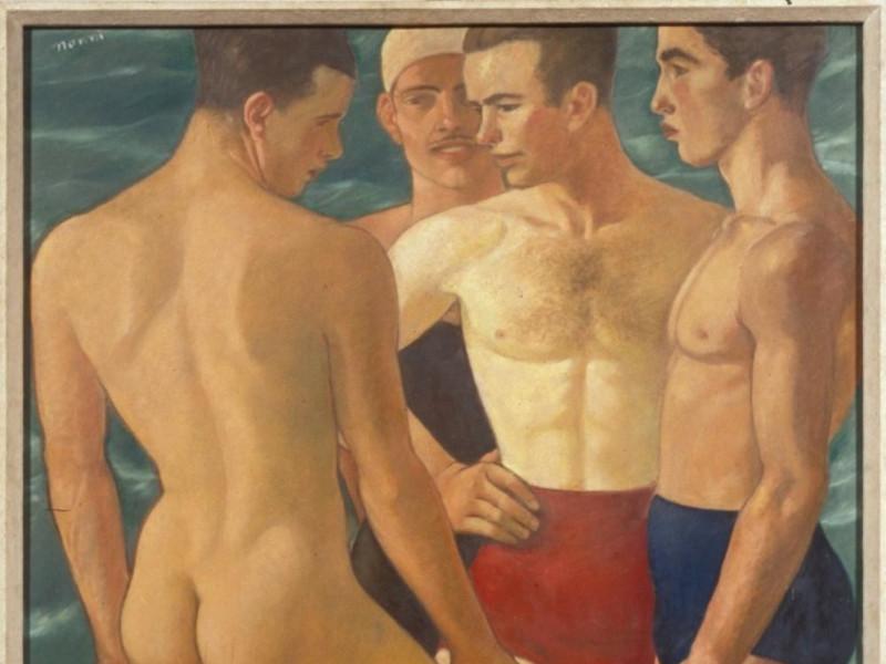 "Modigliana, Pinacoteca Comunale ""S. Lega"""