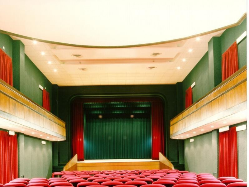 Predappio, Teatro Comunale