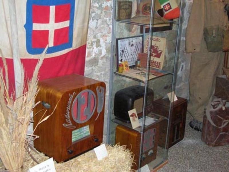 Roncofreddo, RUBICONE '44 Museo del Fronte