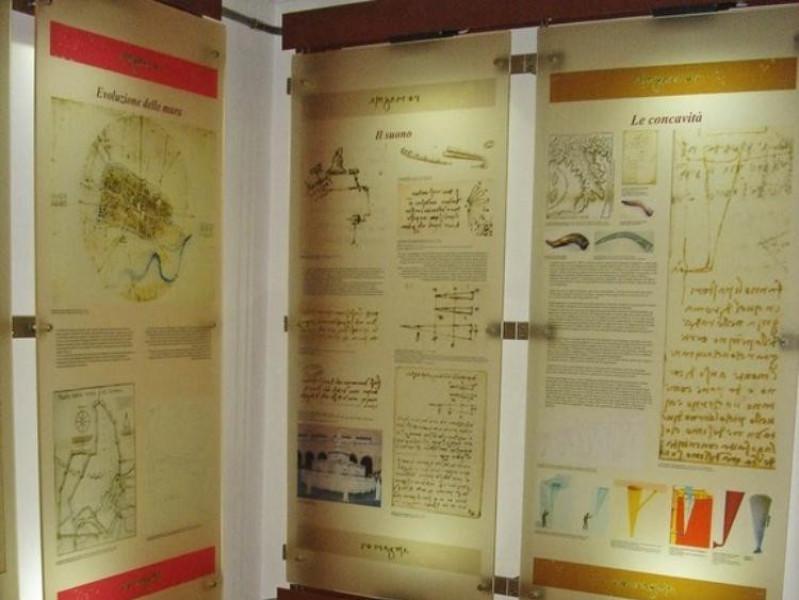 """Sogliano al Rubicone, Museo """"Leonardo da Vinci e la Romagna"""""""