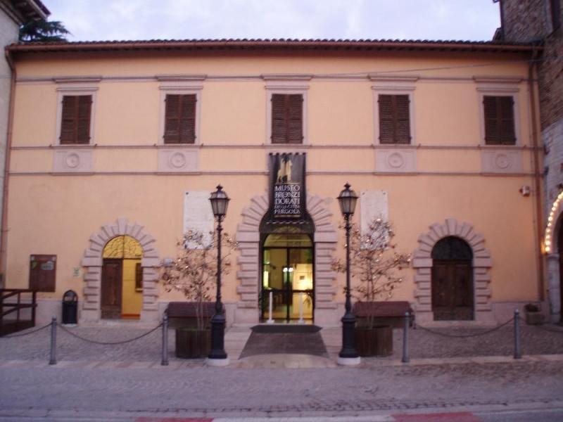 Museo dei bronzi dorati
