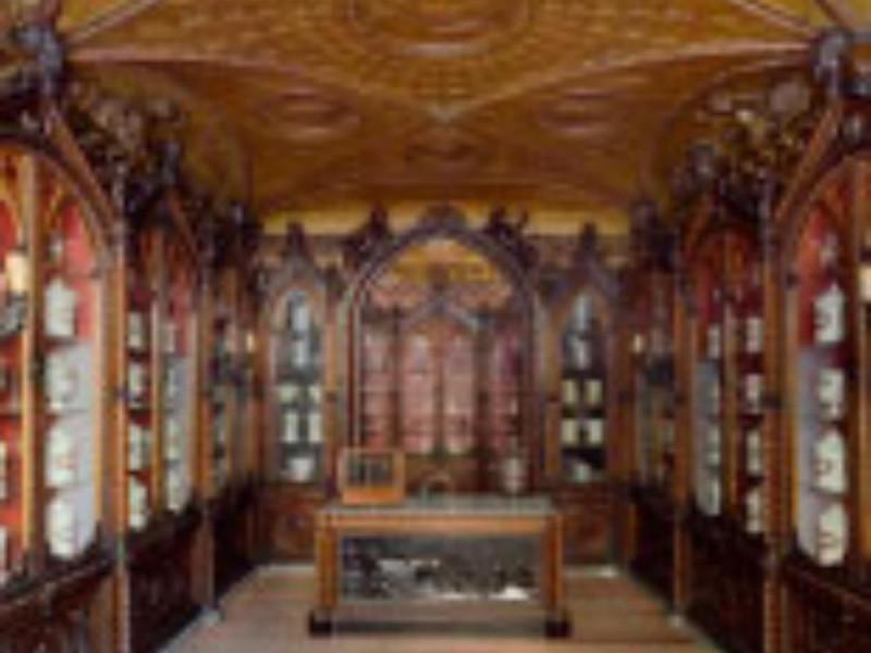 1896 - MUSEO DELLA FARMACIA MAZZOLINI GIUSEPP