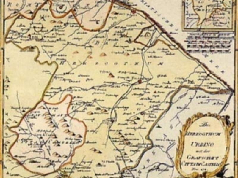 Cartoteca storica delle Marche
