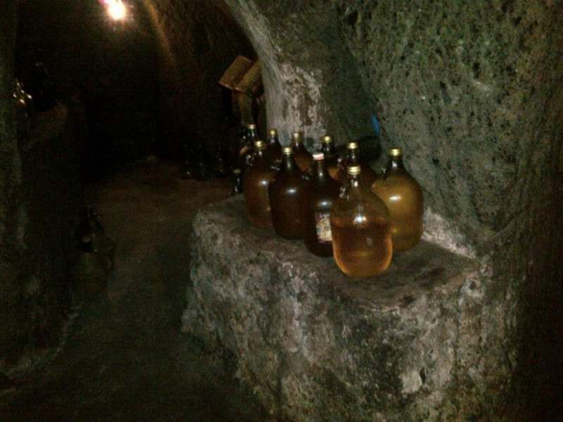 Museo del vino enoteca comunale