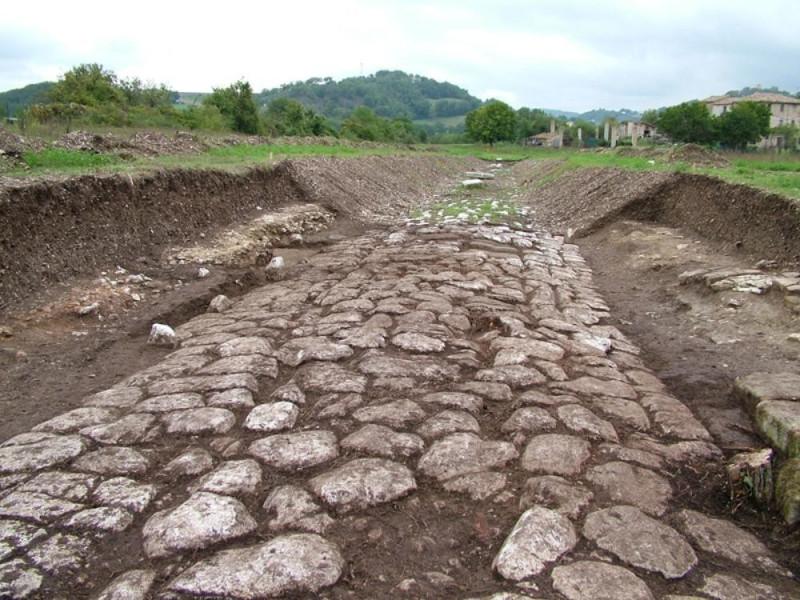 Area Archeologica di Sentinum