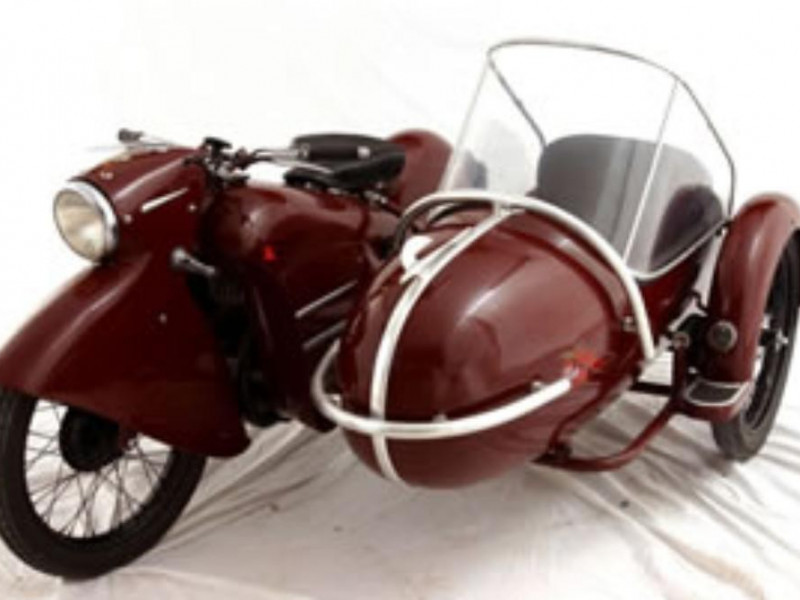 Museo del sidecar
