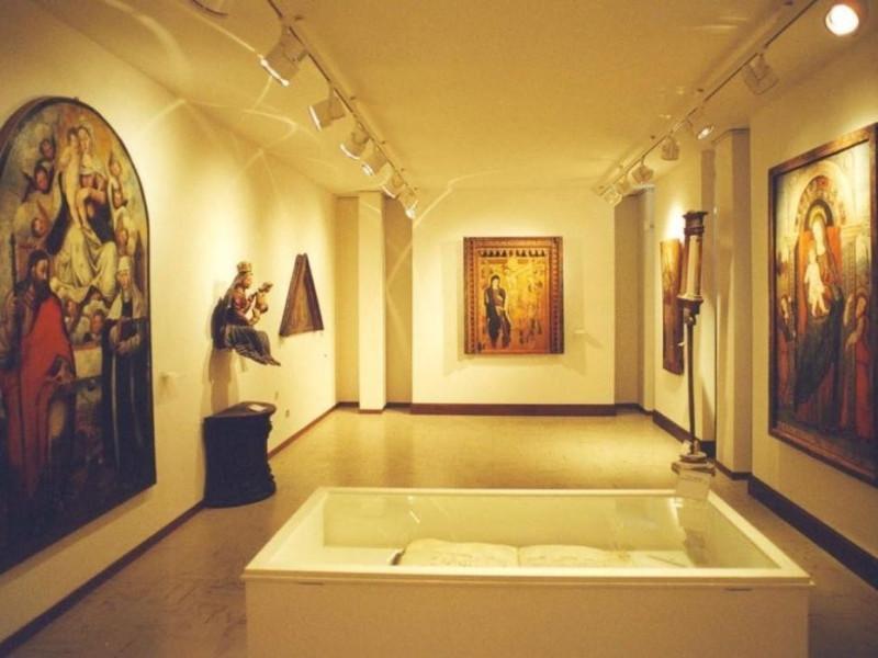 Pievebovigliana Museo