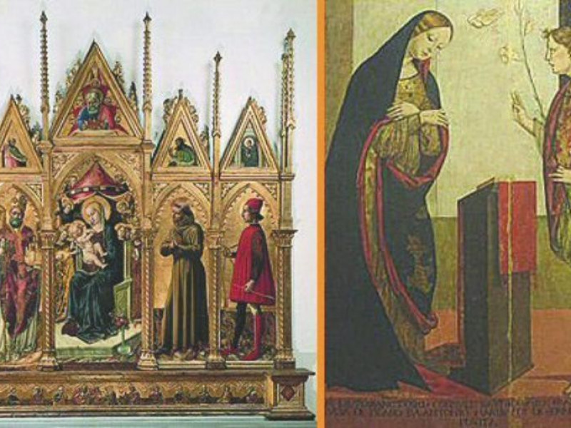"Pinacoteca Comunale "" P.Tacchi-Venturi"""