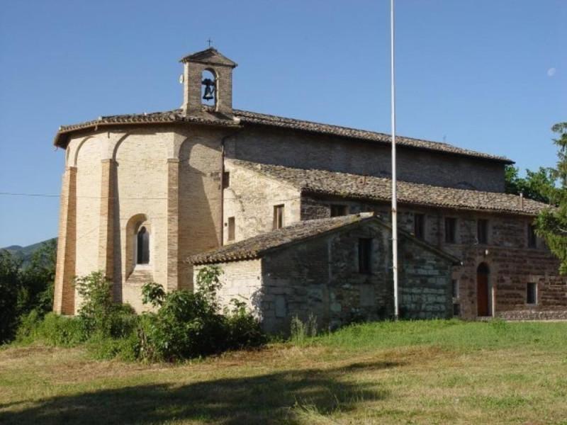 San Severino: Santa Maria della Pieve