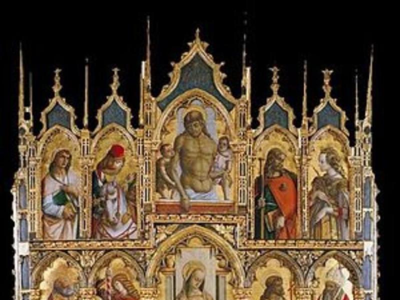 Pinacoteca della chiesa di San Martino Vescov