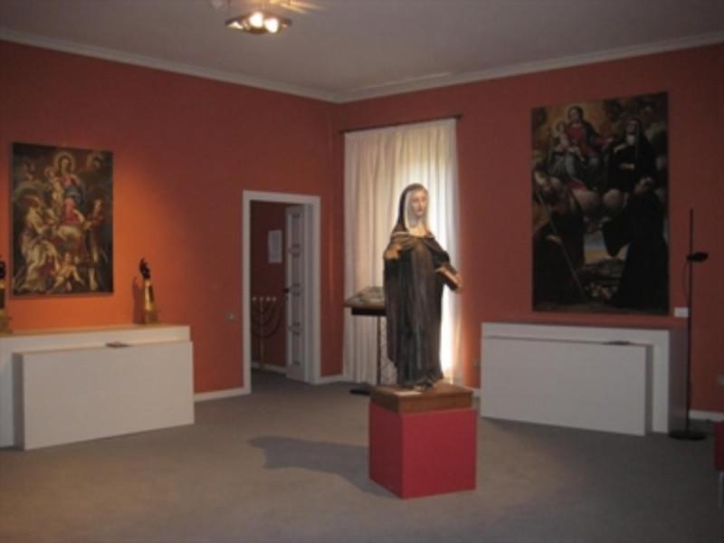 MUSEO DI ARTE SACRA DI COMUNANZA