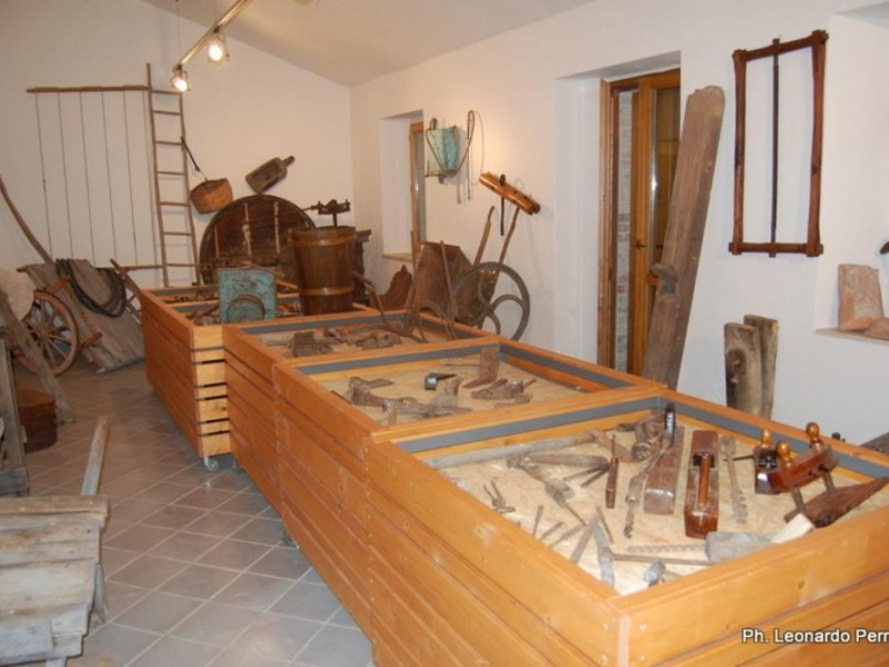 """Museo della Civiltà Contadina """"Stefano Carda"""