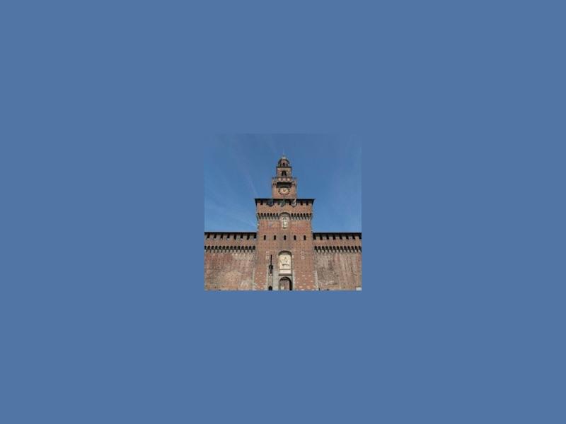 Ingresso Castello Sforzesco