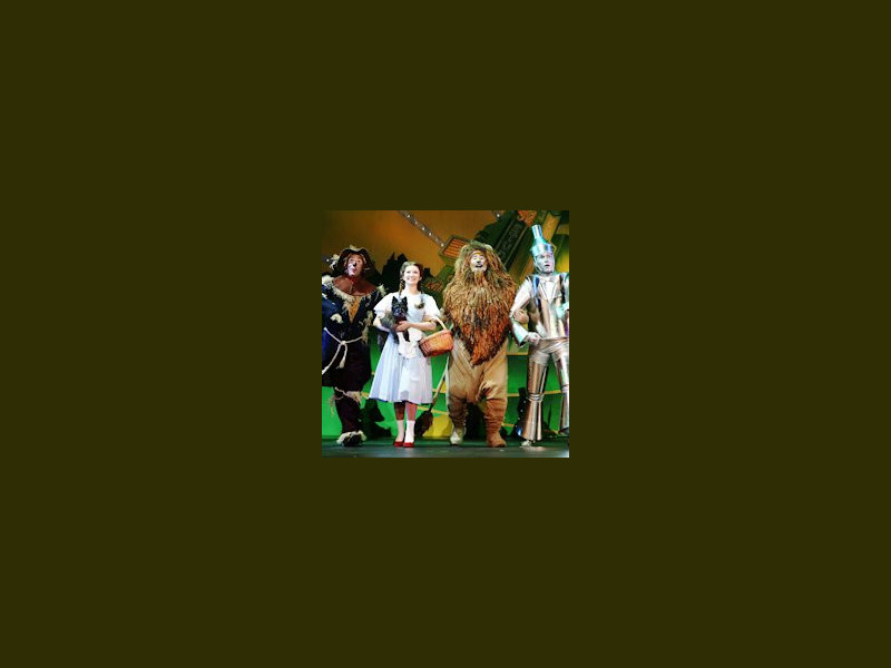 Il Mago Di Oz.