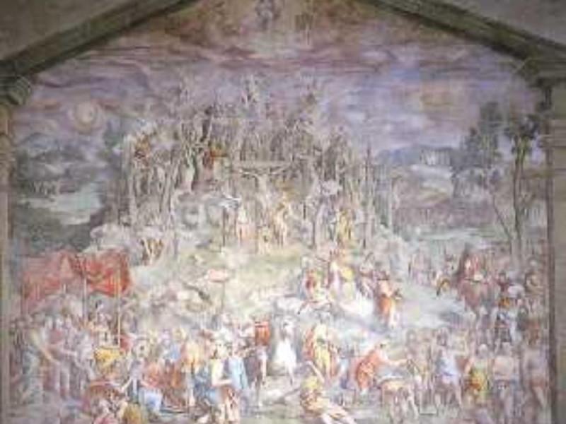 Pistoia, ORATORIO DI SAN DESIDERIO
