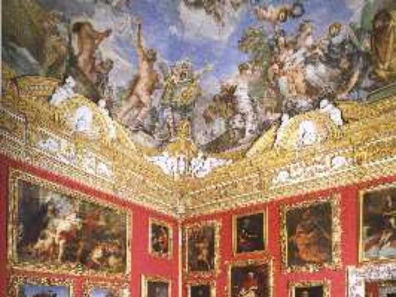 Firenze, GALLERIA PALATINA E APPARTAMENTI REALI