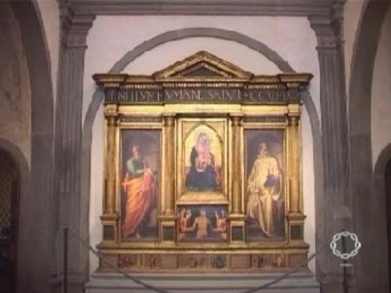 Firenze, MUSEO PARROCCHIALE D'ARTE SACRA ORATORIO DI SAN SEBASTIANO DE' BINI