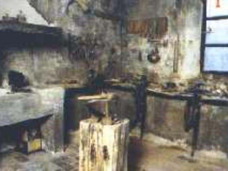 Scarperia, MUSEO DEI FERRI TAGLIENTI - BOTTEGA DEL COLTELLINAIO E PALAZZO DEI VICARI