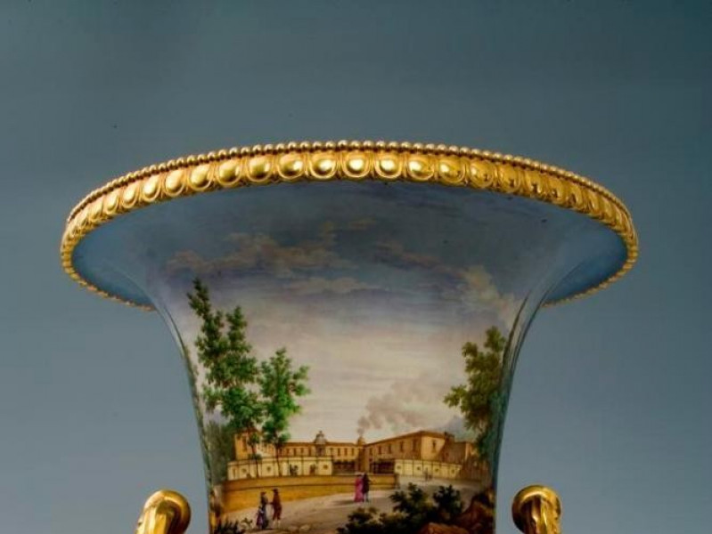 Sesto Fiorentino, MUSEO RICHARD GINORI DELLA MANIFATTURA DI DOCCIA