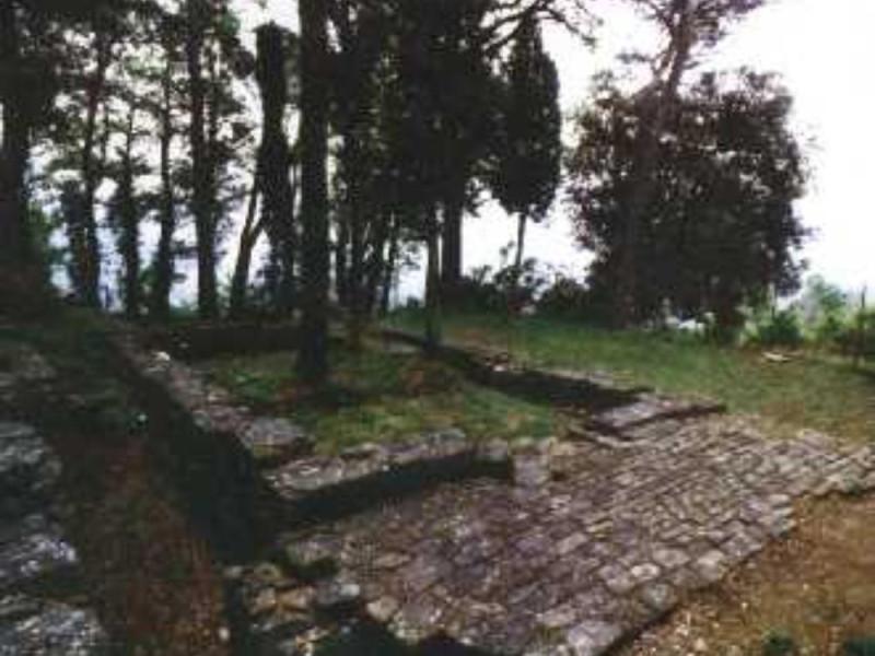 Dicomano, SCAVI ARCHEOLOGICI DI FRASCOLE