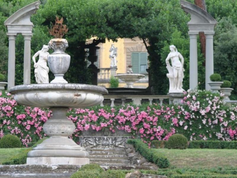 Firenze, COLLEZIONE ACTON - VILLA LA PIETRA