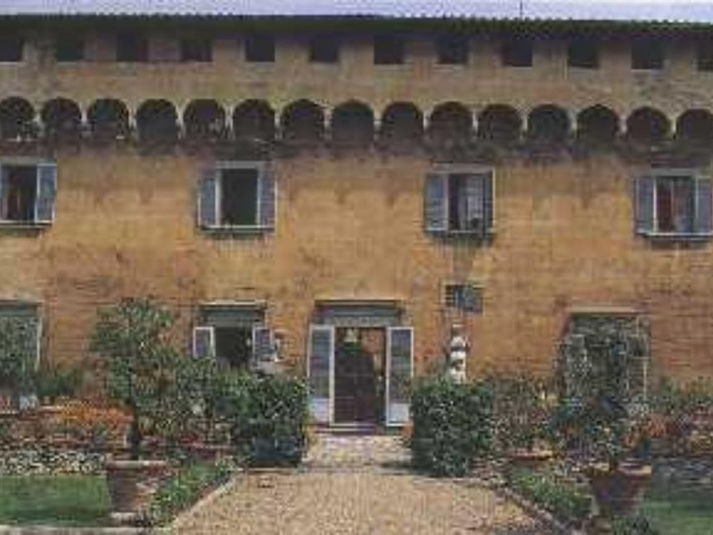 Firenze, VILLA MEDICEA DI CAREGGI
