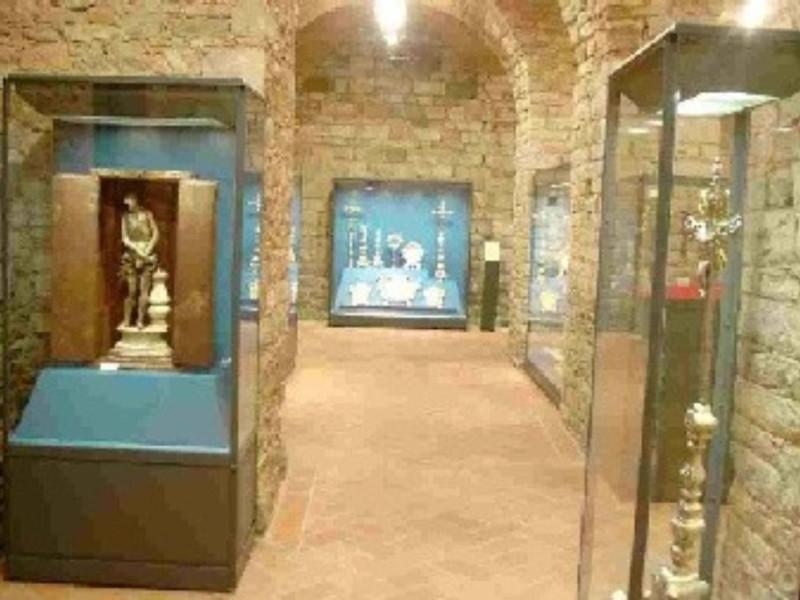 Campiglia Marittima, MUSEO D'ARTE SACRA DI CAMPIGLIA MARITTIMA